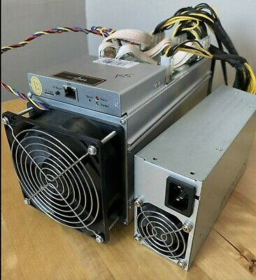 Bitmain Antminer S9i 13.5th ASIC Bitcoin Miner w/APW33++ PS, LIKE NEW 220 cord