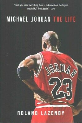 Michael Jordan : The Life, Paperback by Lazenby, Roland, Like New Used, Free ...