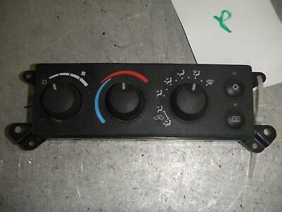 OEM Temperature Control For Dodge 3500 Pickup Assy