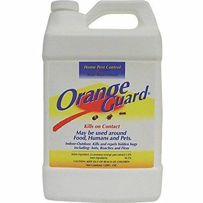 Orange Guard 101 Home Pest Control Gallon &amp Kitchen FREE SHIPPING
