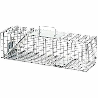 Medium Professional Style One-Door Animal Trap For Rabbit, Skunk, Mink, And 1078