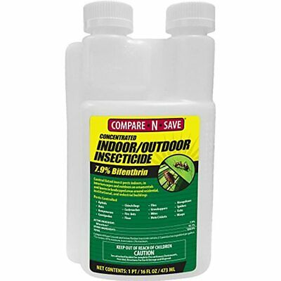 Compare-N-Save Concentrate Indoor And Outdoor Insect Control, 16-Ounce Garden