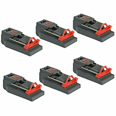 M140SSR 2-Pack Quick-Kill Mouse, 6 Traps Garden &amp Outdoor FREE SHIPPING