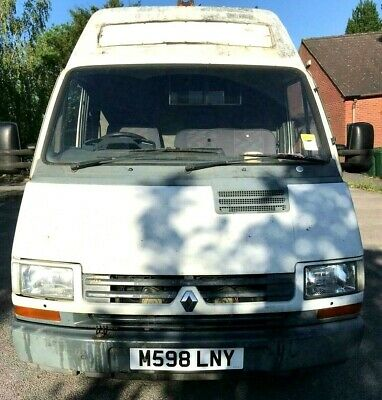 1995 Renault Traffic T1100D 2.0 Ambulance Lwb