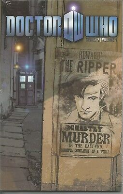 Doctor Who II: Volume 1: Ripper by Tony Lee (Paperback, 2011)
