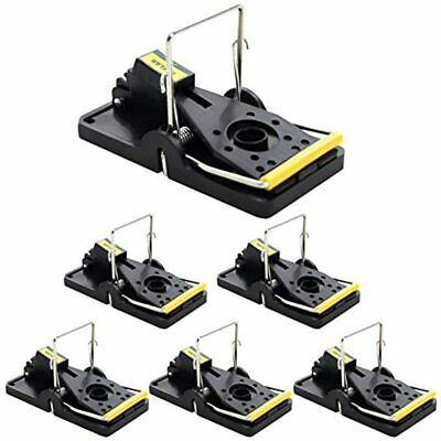 Best Mouse Trap, Traps Quick Kill That Work, For Small Mice Mouse, Reuseable, Of