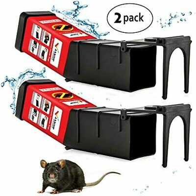 JAKOP Innovations, Mouse Trap, Humane Traps, 100% Effective, Non-Toxic &amp For