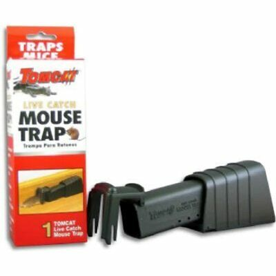 Tomcat Live Catch Mouse Trap Mice Pet Supplies FREE SHIPPING