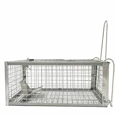 Small Animal Humane Live Cage Rat Mouse Mice Chipmunk Trap For Indoor And No