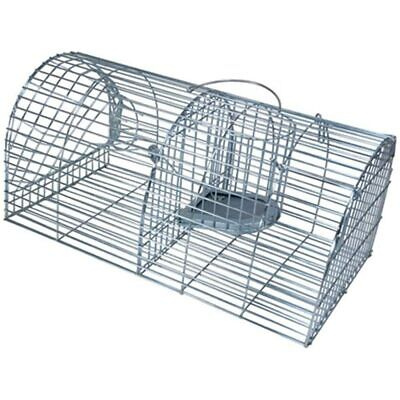 Multi-Catch Rat/Chipmunk Cage Trap Garden &amp Outdoor FREE SHIPPING