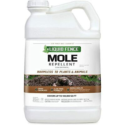 Mole Repellent Concentrate, 2.5-Gallon Garden &amp Outdoor FREE SHIPPING