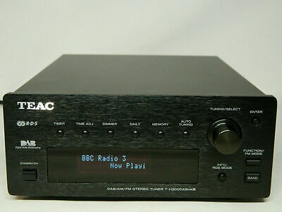 TEAC  Model T-H300DAB mkIII  DAB/AM/FM Stereo Tuner