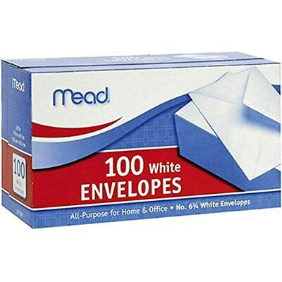 """MeadWestvaco 75100 3-5/8"""" X 6-1/2"""" 6-3/4 Security Envelopes Count Office FREE"""