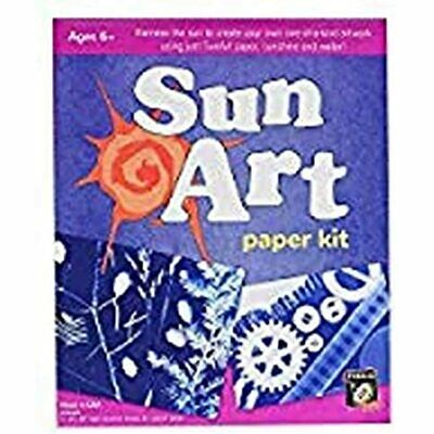 Tedco Solar Drawing Paper Art Kit, 8 X 10 Paper, 12 Sheets Industrial &amp FREE