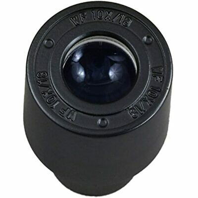 OMAX WF10X/18 Eyepiece With Reticle For Microscope 23.2mm Camera &amp Photo FREE