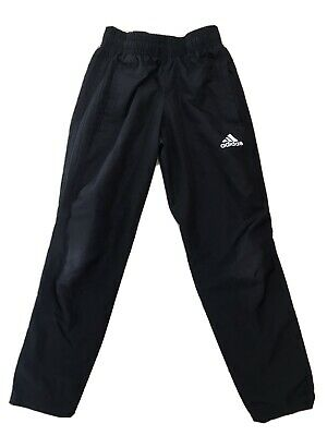 Adidas Boys Tracksuit Bottoms Age 7