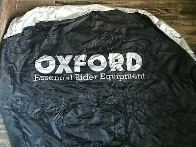 Oxford Aquatex Waterproof Bike Cover Used A little Tired but still functions!
