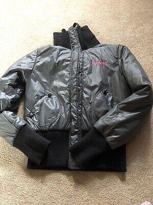 Teen Girls Bench Reversible Bomber Jacket Would Fit Age 13-15 Years Or Size 6-8