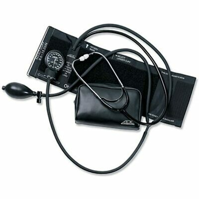 Advantage 6005 Manual Blood Pressure Kit, Includes Attached Stethoscope And BP