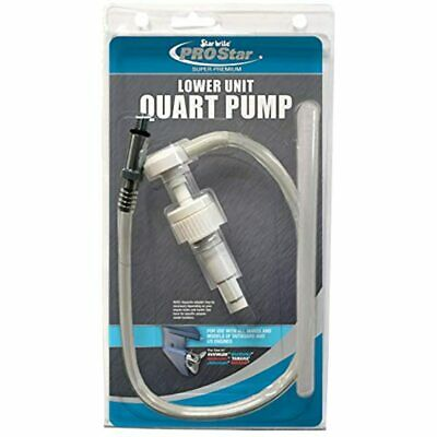 Star Brite Lower Unit Quart Pump Sports &amp Outdoors FREE SHIPPING