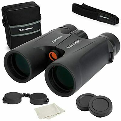 Outland X 8x42 Binoculars Waterproof &amp Fogproof For Adults Multi-Coated BaK-4