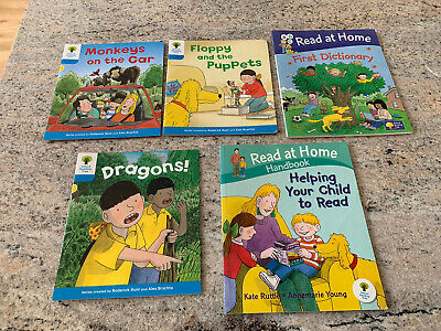 Oxford Reading Tree ,3 Biff Chip & Kipper Level 3 Yellow Band Stories,dictionary