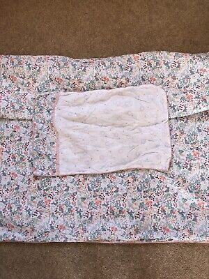 Lovely 100% Cotton M&S Marks And Spencer Bunny Cot Bedding