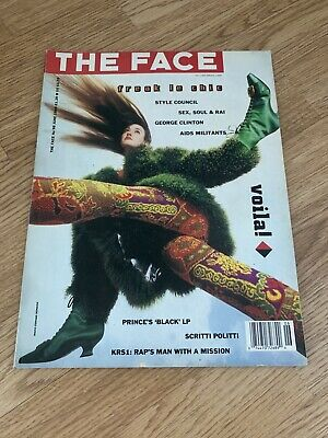 The Face June 1988, No.98