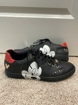 Disney x ALDO Mickey Mouse Shoes Lunar New Year Sneaker SIZE 11 SOLD OUT