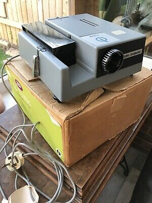 Boots Qi Turbo Slide Projector
