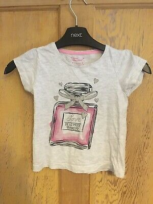 Young Dimension girls grey T-shirt age 3-4 years