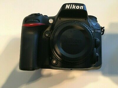 Nikon D7100 | DX-Format HDSLR with Built-in HDR, WiFi & More