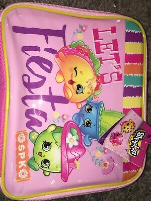 Bn Shopkins Lunch Box / Bag