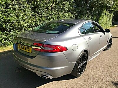 2012 Jaguar Xf S Luxury 3.0 Diesel V6 Automatic Saloon Grey Fully Loaded 275 Bhp