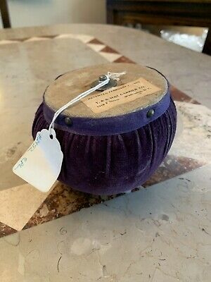Vintage Pin Cushion From 1905
