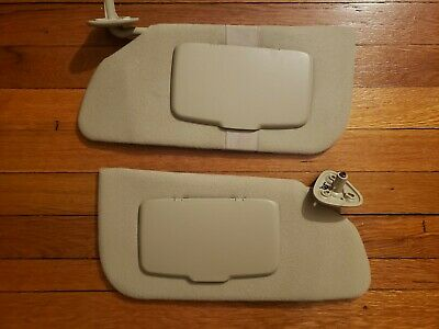 Chevy Cavalier 1995-2005 Sun Visor Set Pair Pontiac Sunfire Priority Shipping