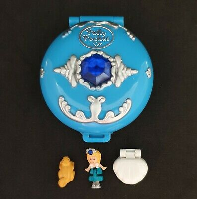 1992 Vintage Polly Pocket - Jeweled Sea - Bluebird Toys