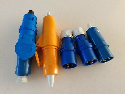 Couplers IP couplers and Plugs 240 and 110