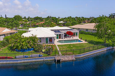 Auction Waterfront Home Juno Beach Florida June 10th
