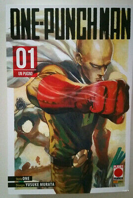 One Punch man n.1 RISTAMPA