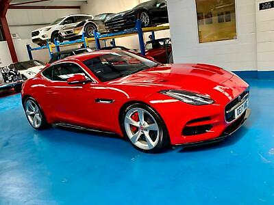 2017 Jaguar F Type 5.0 Supercharged V8 R 2dr Auto AWD COUPE Petrol Automatic