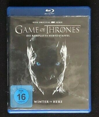 Game of Thrones:  7. Staffel Blu ray Sehr gut