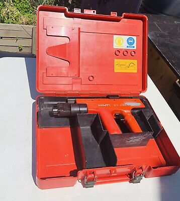 Hilti DX450 Nail Gun in good working condition