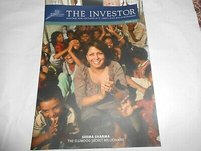 The Investor Magazine Issue 65 St James Place Wealth Management Seems Sharma