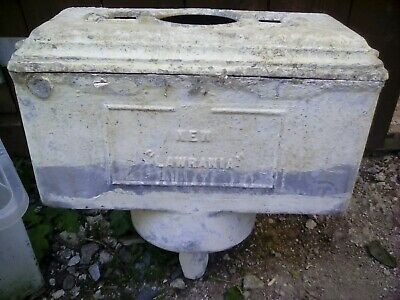 antique toilet cistern (collection only)