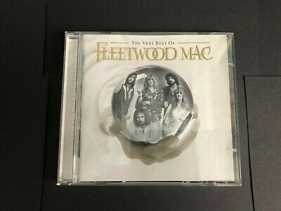 Fleetwood Mac The Very Best Of - Greatest Hits CD Album - Pop, Rock Stevie Nicks