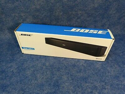 Bose Solo 5 TV Sound Bar System with Bluetooth Conn.