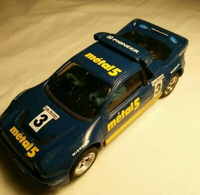 Scalextric Ford Rs 200 Metal 5