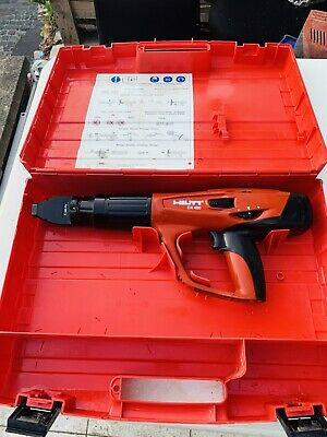 Hilti Dx460-F8 Powder-Actuated Nail Gun