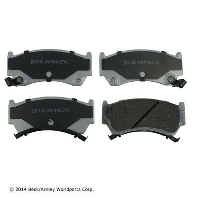 Disc Brake Pad Set Front VALUESTOP VSD1339 fits 2008-2010 Ford Focus